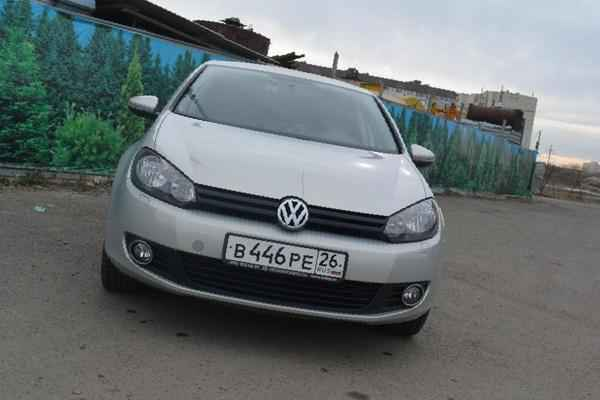 Volkswagen Golf, 2009, б/у