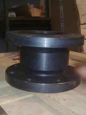 Клапан термозапорный КТЗ 001-125-Ф