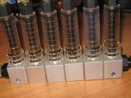 Блок дроссельный БДИ-2