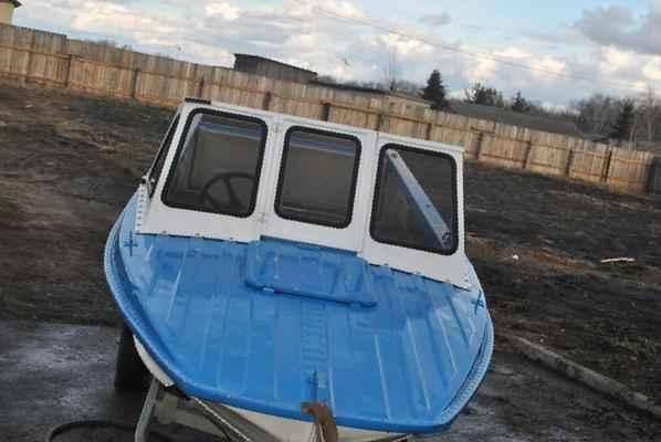 куплю моторную лодку в самаре казанка