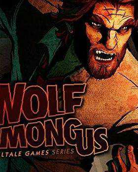 "Sony PS4 ""The Wolf Among Us"", новый"
